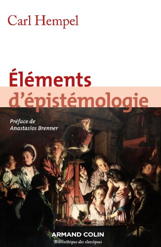 Eléments d'épistémologie (Hors Collection)