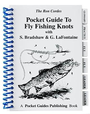 Pocket Guide to Fly Fishing Knots (PVC Pocket Guides) by Pocket Guides Publishing