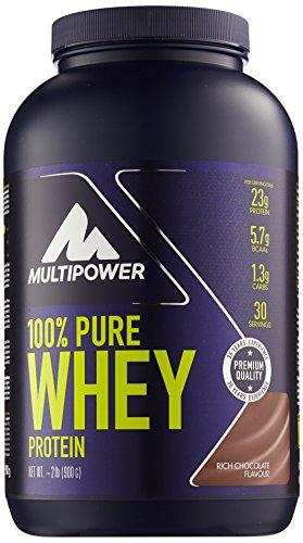 Multipower Sportsfood 100 prozent Whey Choco