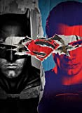 BATMAN V SUPERMAN : DAWN OF JUSTICE – US Textless Imported Movie Wall Poster Print - 30CM X 43CM Brand New