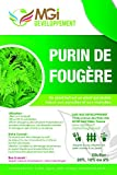 MGI DEVELOPPEMENT 5 litres de purin de fougères - Made in France