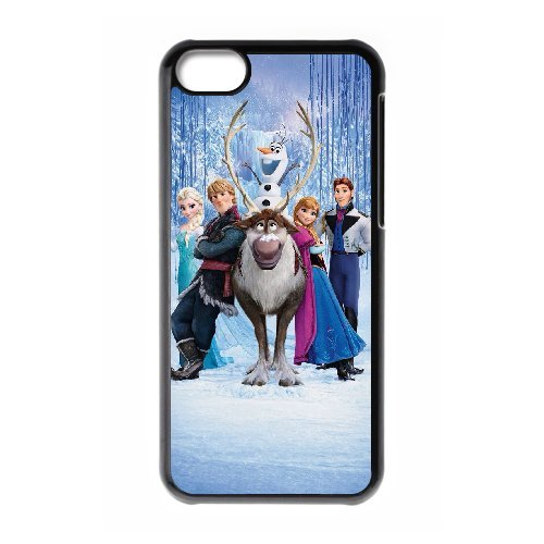 LP-LG Phone Case Of Frozen For Iphone 5C [Pattern-6] Pattern-1