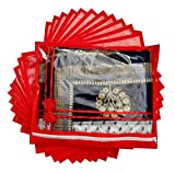 Best Cover For S4s - S4S® 12 Piece Non Woven Single Saree Cover Review