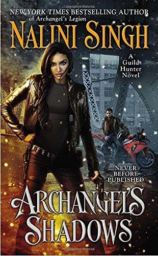 Archangels Shadows  By Nalini Singh  pdf epub download ebook