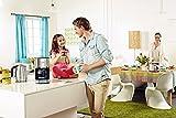 AEG Kaffeemaschine PremiumLine KF 7500/LCD-Display/programmierbarer Timer/1,25 Liter Glaskanne/Warmhaltefunktion/Abschaltautomatik/gebürstetes Edelstahl