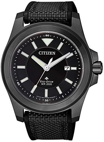 Citizen Promaster Land Herrenuhr Eco-Drive BN0217-02E