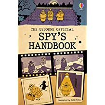 The Usborne Official Spy's Handbook: For tablet devices