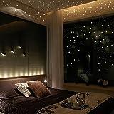 TWIFER Glühen in den dunklen Stern-Wand-Aufkleber 407Pcs runde Punkt leuchtende