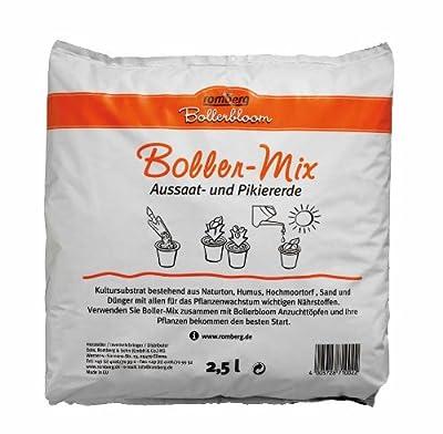 Boller - Mix Anzuchterde (Pikiererde, Aussaaterde) 2,5l von Romberg bei Du und dein Garten