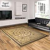 Orient-Teppich Marrakesh   Stilvoll Orientalisch Fürs Wohnzimmer, Schlafzimmer, Kinderzimmer   Schadstoffgeprüft, Allergikergeeignet (120 x 170 cm)