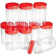 Pot plastique transparent for Bocal en verre pour poisson rouge