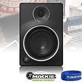 Best Polar Studio Monitors - Mackie MR6 MK3 Series Active Powered 6.5 Inch Review