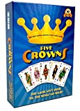 esdevium Spiele fiv001Five Crowns Kartenspiel