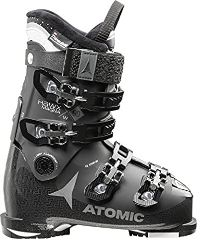 Atomic Hawx Magna 90 W Skischuhe (black/anthracite), MP 26.0/26.5