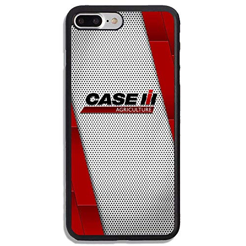 DYMXDDM iPhone 7 Hülle Case/iPhone 8 Hülle Case LCILA EYOOR Tempered Glass TPU Hülle Case for iPhone 7/8