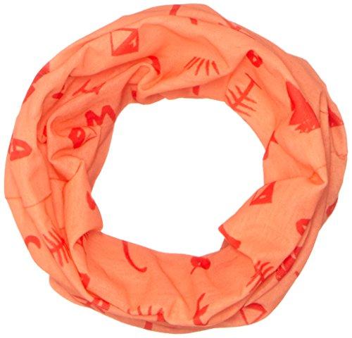 Salewa, icono k, fascia con uso multifunzionale, uomo, arancione (hot coral), taglia unica