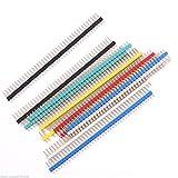 12x Farben nicht = 40Kiefer männlich Abbrechklinge Arduino DIY