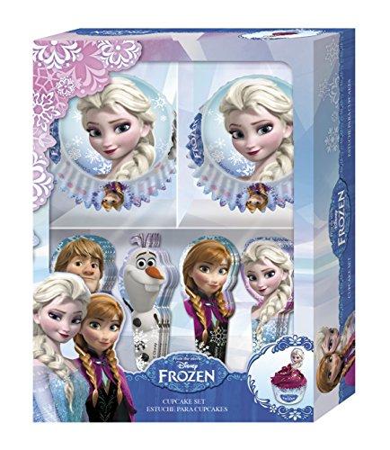 Boyz Toys Cupcake Set–Frozen (Cup Set Baking)