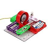 Smibie elektro Baukasten W-39 Schaltkreise Experimente Elektronische Entdeckung Kit Erziehungswissenschaft Spielzeug