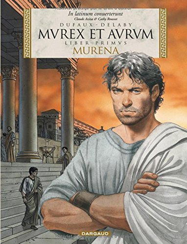 Murena - édition en latin - tome 1 - Murex et aurum