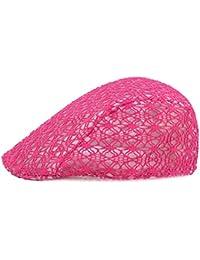 Amazon.es  Sombreros y gorras  Ropa  Pamelas dbf6cef4297