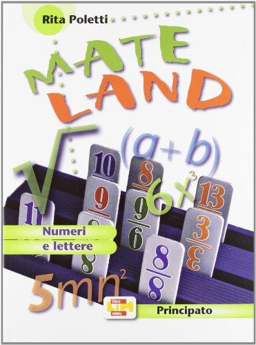 Mateland. Con Numeri e lettere-Figure. Per la Scuola media. Con espansione online: 3