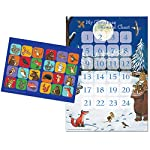 Paper Projects 01.70.30.012 The Gruffalos Child Advent Calendar Reward Chart and Stickers