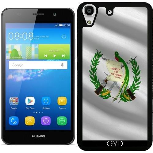 custodia-in-silicone-per-huawei-y6-y6-dual-bandiera-del-guatemala-by-carsten-reisinger