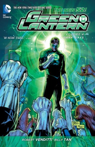 Green Lantern Volume 4: Dark Days TP (The New 52)