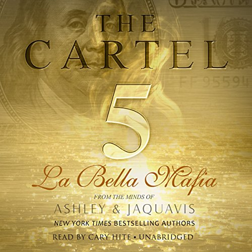 The Cartel 5  Audiolibri