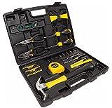 Stanley STMT0-94248 Composition d'outils-65 pièces, Jaune