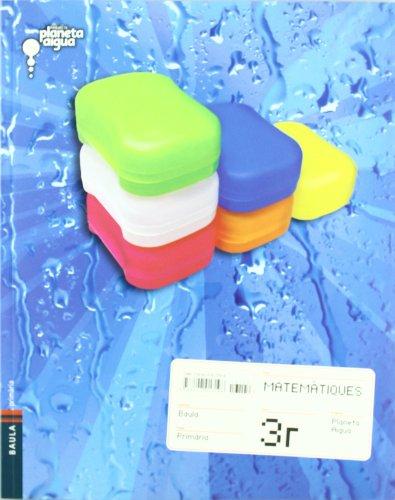 Matematiques 3r-Pl.Aigua