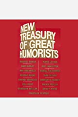 New Treasury of Great Humorists Audible Audiobook