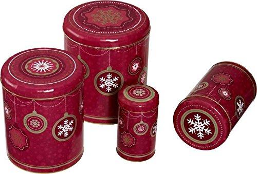 RBV birkmann – à doses des boules de Noël de 4 pièces