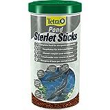 TETRA Pond Sterlet Sticks - Aliment Complet en sticks pour esturgeon de Bassin de Jardin - 1L