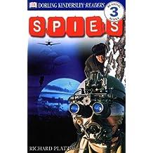 DK Readers L3: Spies! (DK Readers: Level 3)
