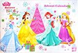 Brigamo 7322_4 - Disney Prinzessin Adventskalender Disney Princess