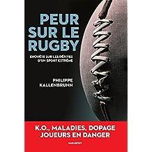 Peur sur le rugby