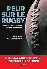 Peur sur le rugby par Philippe Kallenbrunn