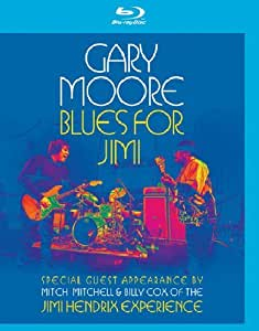 Gary Moore: Blues for Jimi [Blu-ray] [2012]