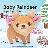 Baby Reindeer: Finger Puppet Book (Finger Puppet Books)