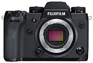 Fujifilm X Series X-H1 Mirrorless Digital Camera (Black (Body Only))