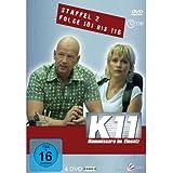 K11 - Kommissare im Einsatz Staffel 2 Folge 101-116