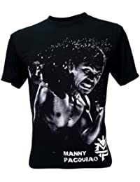 Immortal Homme Manny Pacquiao Pac Man Boxing Champion T-Shirt V2