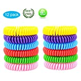 Best Bug Repellent For Campings - Color You 12 Pack Mosquito Repellent Bracelets, Natural Review