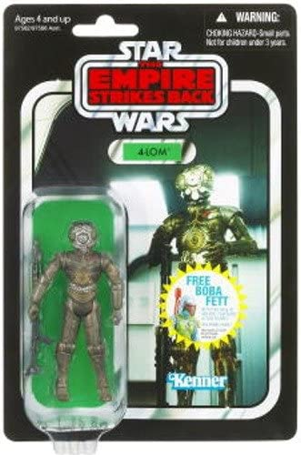 Star Wars Wars Wars 2010 Vintage Collection 10 4-Lom - Figurine 10 cm 97582 | Forme élégante  a46f5b