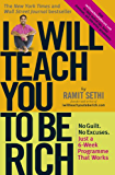 I Will Teach You To Be Rich: No guilt, no excuses - just a 6-week programme that works