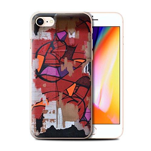 Stuff4 Hülle / Case für Apple iPhone 8 / Reise/Schiff Muster / Städtisch Straße Kunst Kollektion Graffiti