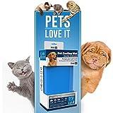 PETIC - Groß 50x90cm Kühlmatte für Hunde Katzen Haustiere|Kältematte für hunde | Selbstkühlende Hundedecke | Kühlkissen Hund Klappbare Kühldecke Matte | Large Self Cooling Gel Mat for Dog Cat Pets