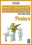 Posters enseignement moral et civique cycle 2 (Comprendre le monde)
